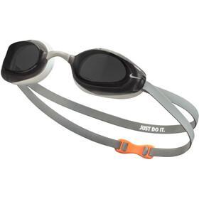 Nike Swim Vapor Lunettes de protection, dk smoke grey